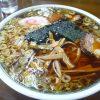 千葉の竹岡ラーメンと言えば、まず頭に浮かぶのは「梅乃家」だったが、、、「鈴屋」がきてる!