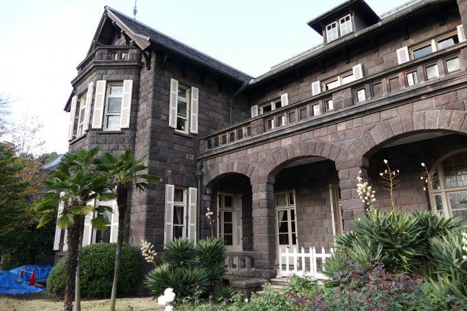旧古川庭園洋館