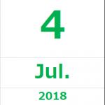 日経225先物EXCEL自動売買シストレ:2018/7/3の主要指数とトレード日記