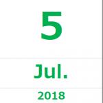 日経225先物EXCEL自動売買シストレ:2018/7/4の主要指数とトレード日記
