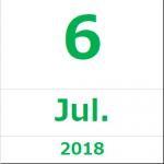 日経225先物EXCEL自動売買シストレ:2018/7/5の主要指数とトレード日記