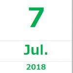 日経225先物EXCEL自動売買シストレ:2018/7/6の主要指数とトレード日記