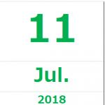 日経225先物EXCEL自動売買シストレ:2018/7/10の主要指数とトレード日記