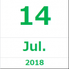 日経225先物EXCEL自動売買シストレ:2018/7/13の主要指数とトレード日記